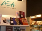 libros stand