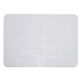 Puzzle personalizado plástico