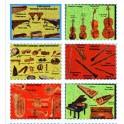 8 puzzles con todas las familias de instrumentos
