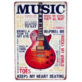 Matrícula musical: guitarra eléctrica