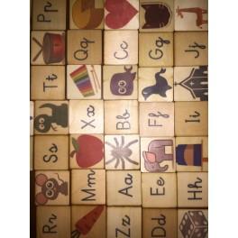Aprendemos el abecedario jugando!