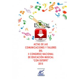 "Actas II Congreso Nacional de Ed. Musical ""Con Euterpe"" (archivo desagradable)"