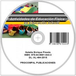 Actividades de Educación física para Educación Infantil