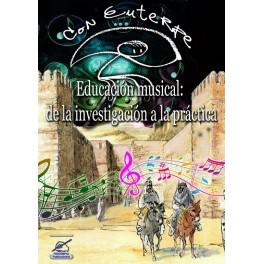 """Actas""""III Congreso Educación Musical Con Euterpe"""""""