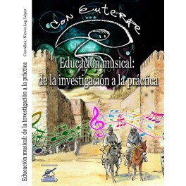 """Actas III Congreso Nacional Educación Musical """"Con Euterpe"""""""
